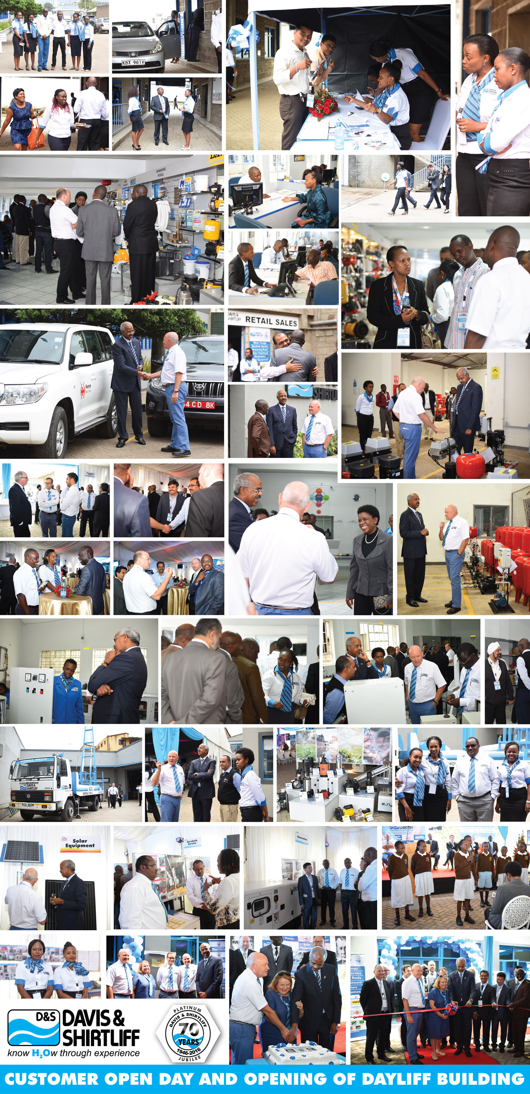 Davis and Shirtliff Customer Open Day Photos