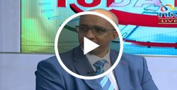 Eng. Philip Holi, Technical Director at Davis & Shirtliff interview on NTV