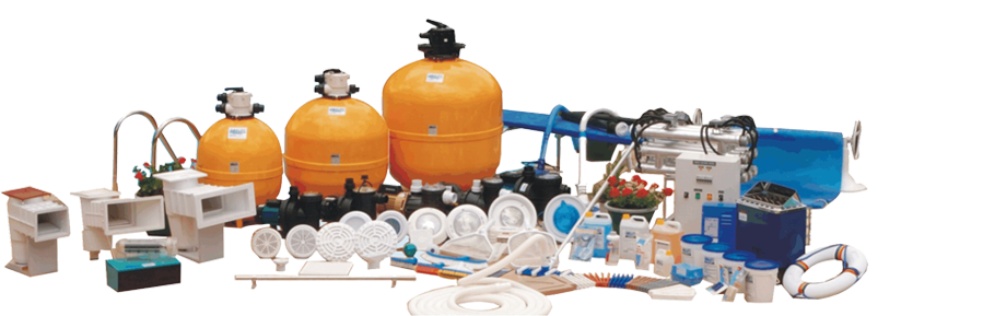 Chemicals & Chlorinators