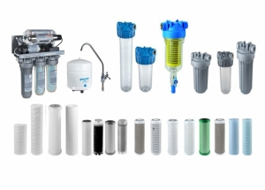 Atlas Filtri Water Purification Products