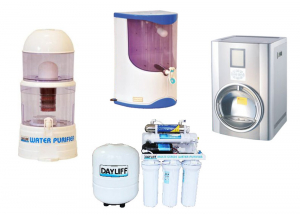 Dayliff Water Purification Products