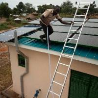 Bidibidi(Uganda) Solar Pumping Project