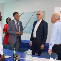 Grundfos CEO Visit
