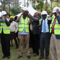 Meru County Boreholes Launch