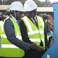 Meru County Boreholes Launch