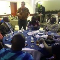 Nakuru Drillers and Contractors Dinner