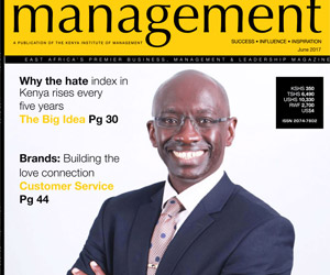 D&S Group CEO recently featured in the KIM Magazine
