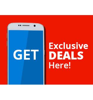 Get Exclusive Deals