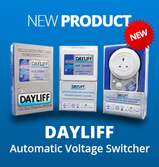 DAYLIFF Automatic Voltage Switch