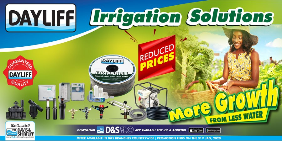 Irrigation Promotion