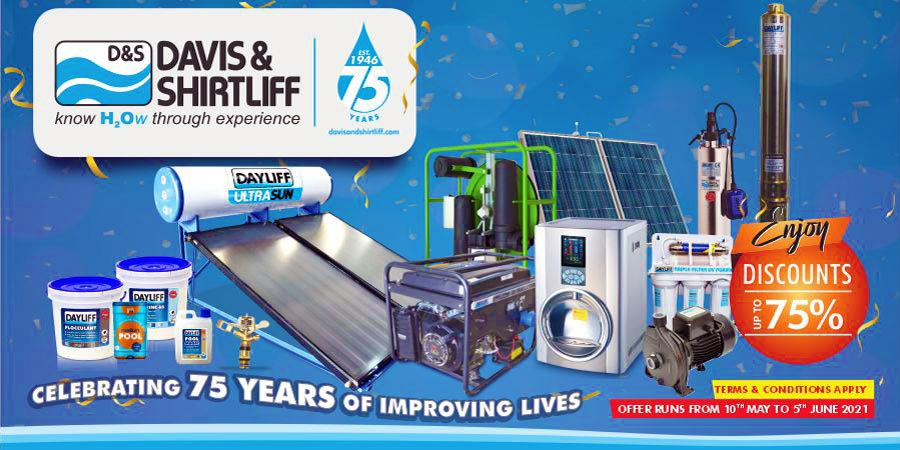 75th Anniversary Promotion