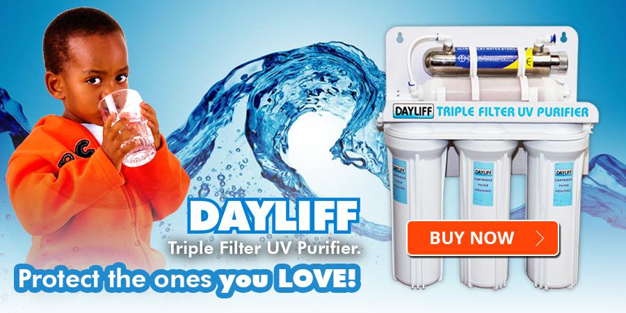 Dayliff Triple UV Purifier