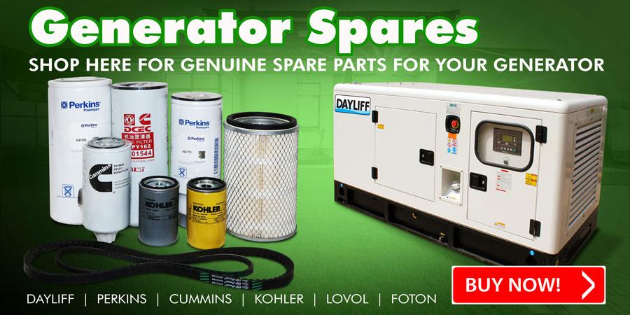 Generators Spare Parts