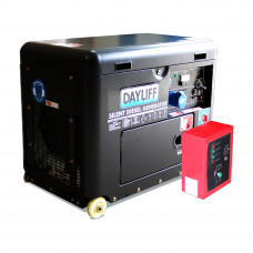 Dayliff DG6000DS 4.5kVA Diesel Generator