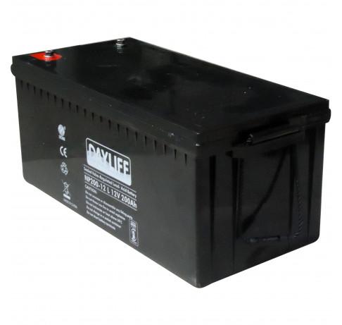 Dayliff 200Ah 12V Sealed Solar Battery