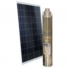 DAYLIFF D3 Solar Pump and 195W PV Panel + Controller