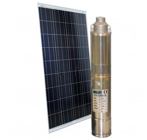 Dayliff D3 Solar Pump 195w Pv Panel Controller