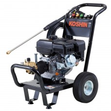 Koshin 4.6HP High Pressure Washer with Nozzles