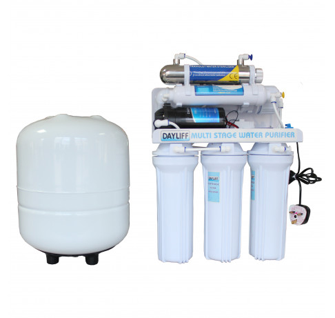 Dayliff 6-Stage Mini RO - 400litres/day