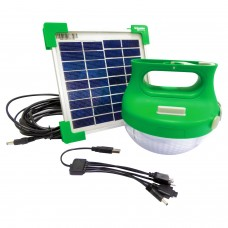 Portable Solar LED Lighting