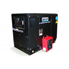 Dayliff DG12000DSM 10KVA 1PH Diesel generator ( Clearance sale)